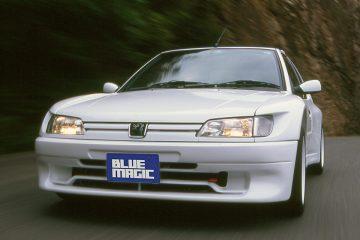 ブルーマジック プジョー 306マキシ / BLUE MAGIC PEUGEOT 306MAXI