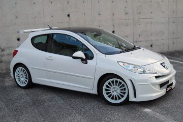 YMスポーツ プジョー 207GT Type WR / YM SPORT PEUGEOT 207GT Type WR