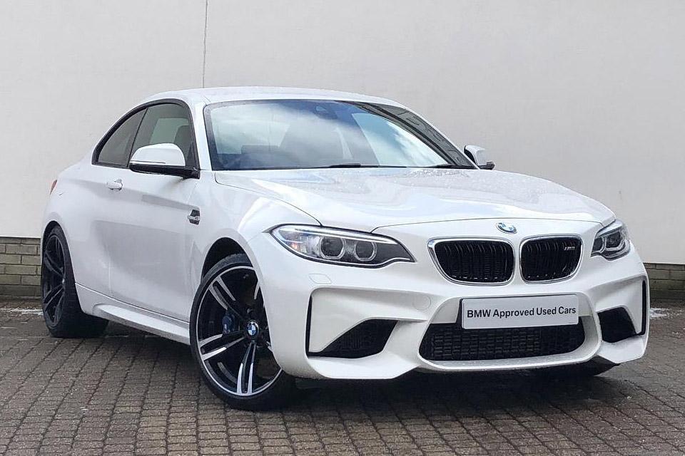 並行輸入中古車|BMW M2 クーペ 3.0L 直6ターボ 365HP 6MT RHD