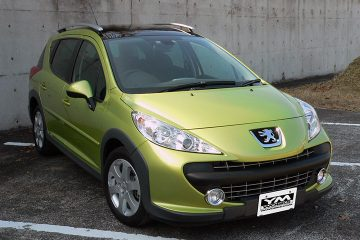 YMワークス プジョー 207SW アウトドア / YM WORKS PEUGEOT 207SW Outdoor