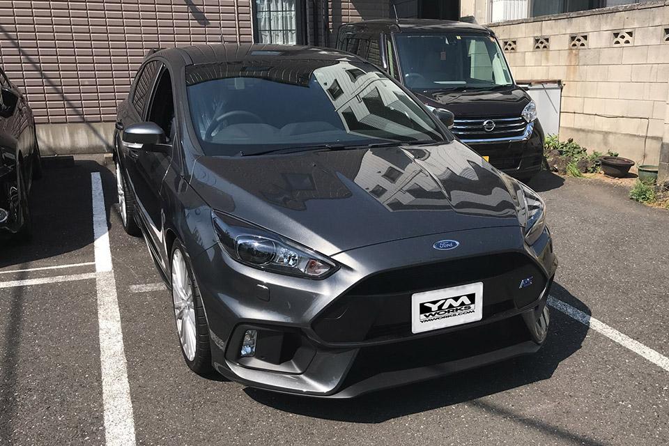 並行輸入実績|埼玉県のK様にフォード フォーカスRS Mk3をご納車