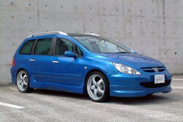 Geist 307SW 純正色塗装済フルエアロキット