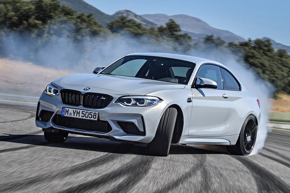 輸入中古車|BMW M2 コンペティション 3.0L 直6ターボ 410HP 7MDCT RHD
