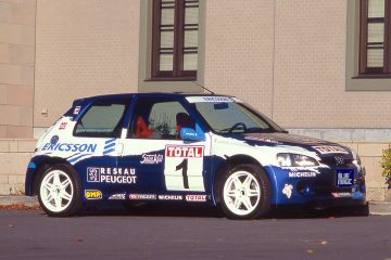 ブルーマジック プジョー 106マキシ / BLUE MAGIC PEUGEOT 106MAXI 1号車