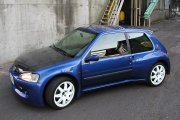 BLUE MAGIC PEUGEOT 106MAXI Tipo Version