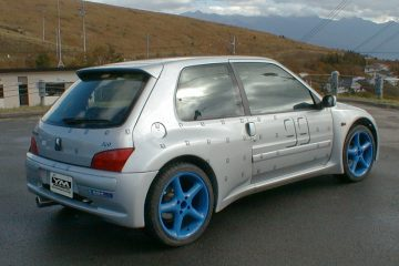 BLUE MAGIC PEUGEOT 106MAXI YM Version