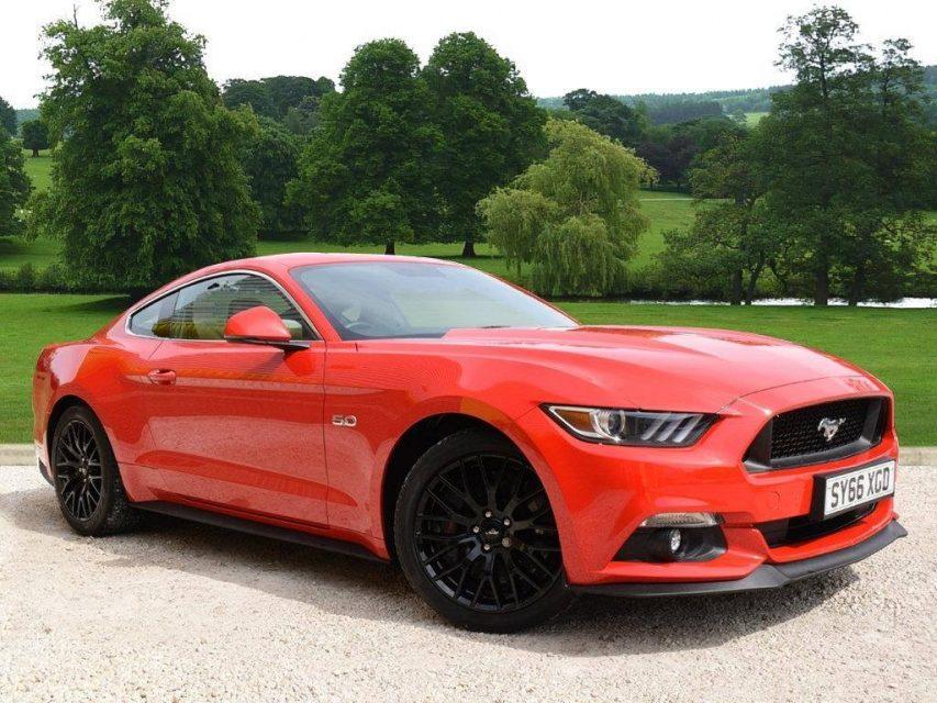 並行輸入中古車|フォード マスタング GT 5.0L V8 410HP 6MT RHD