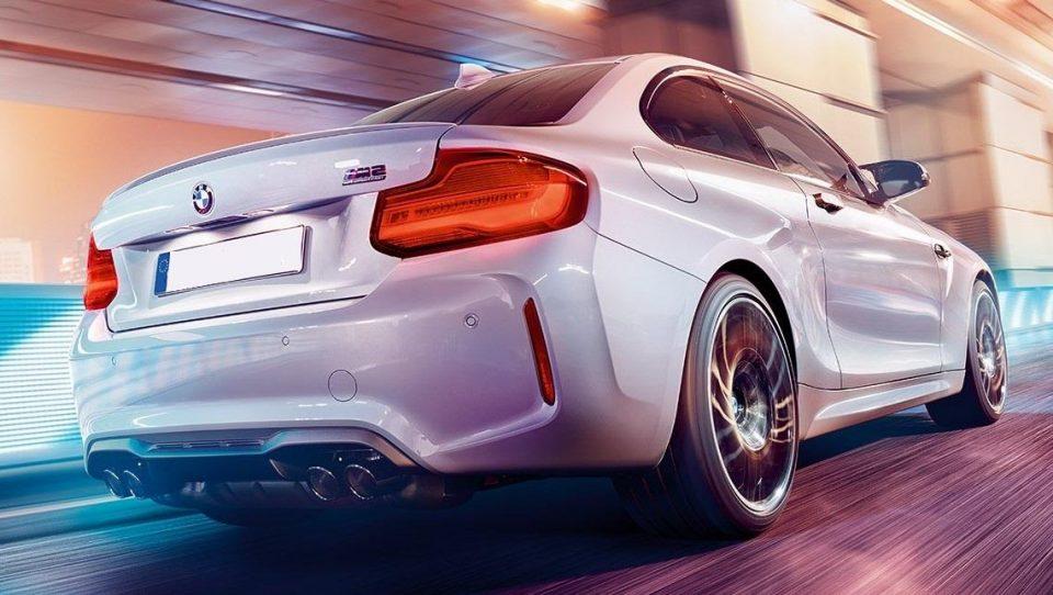 並行輸入中古車|BMW M2 コンペティション 3.0L 直6ターボ 410HP 7MDCT RHD