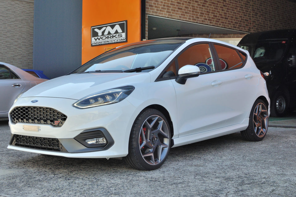 納車実績|2019 Ford Fiesta ST |   6MT 右 RHD