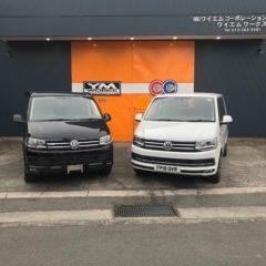 納車実績|2019 VW T6 California Ocean & Caravelle | 右 RHD