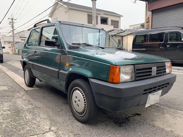 特別販売車両|初代フィアットパンダセレクタ キャンバストップ