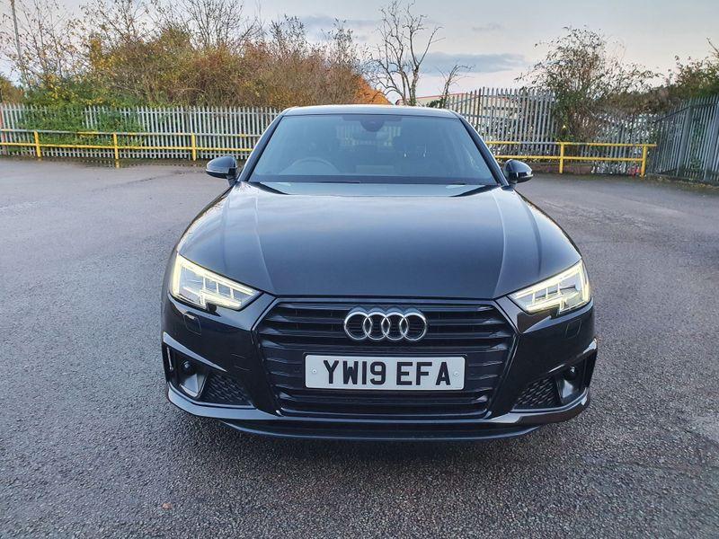YMワークス東日本.横浜.サテライト店|特選輸入車Vol.27|2019 Audi A4 2.0 TFSI 35 Black Edition (s/s) 4dr UK(中古車)乗り出し:¥4,479,326
