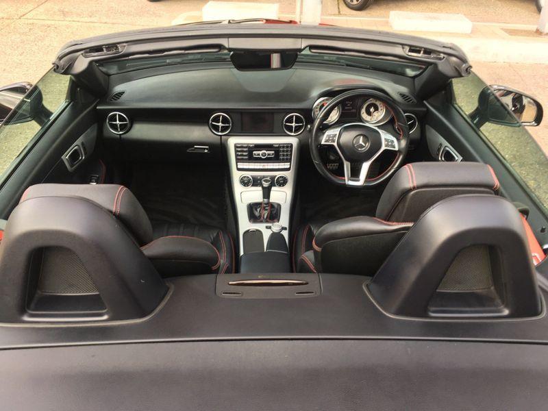 YMワークス東日本.横浜.サテライト店|特選輸入車Vol.8|2013 Mercedes-Benz SLK200 BlueEFFICIENCY AMG Sport 2dr UK(中古車)乗り出し:¥3,260,620