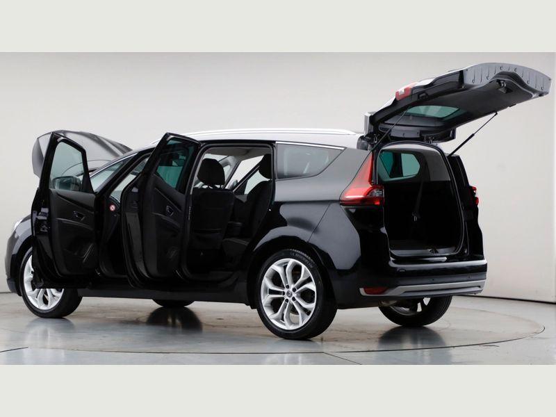 YMワークス東日本.横浜.サテライト店|特選輸入車Vol.21|2019 Renault Grand Scenic 1.3L Iconic TCe 5dr  UK(中古車)乗り出し:¥3,887,621