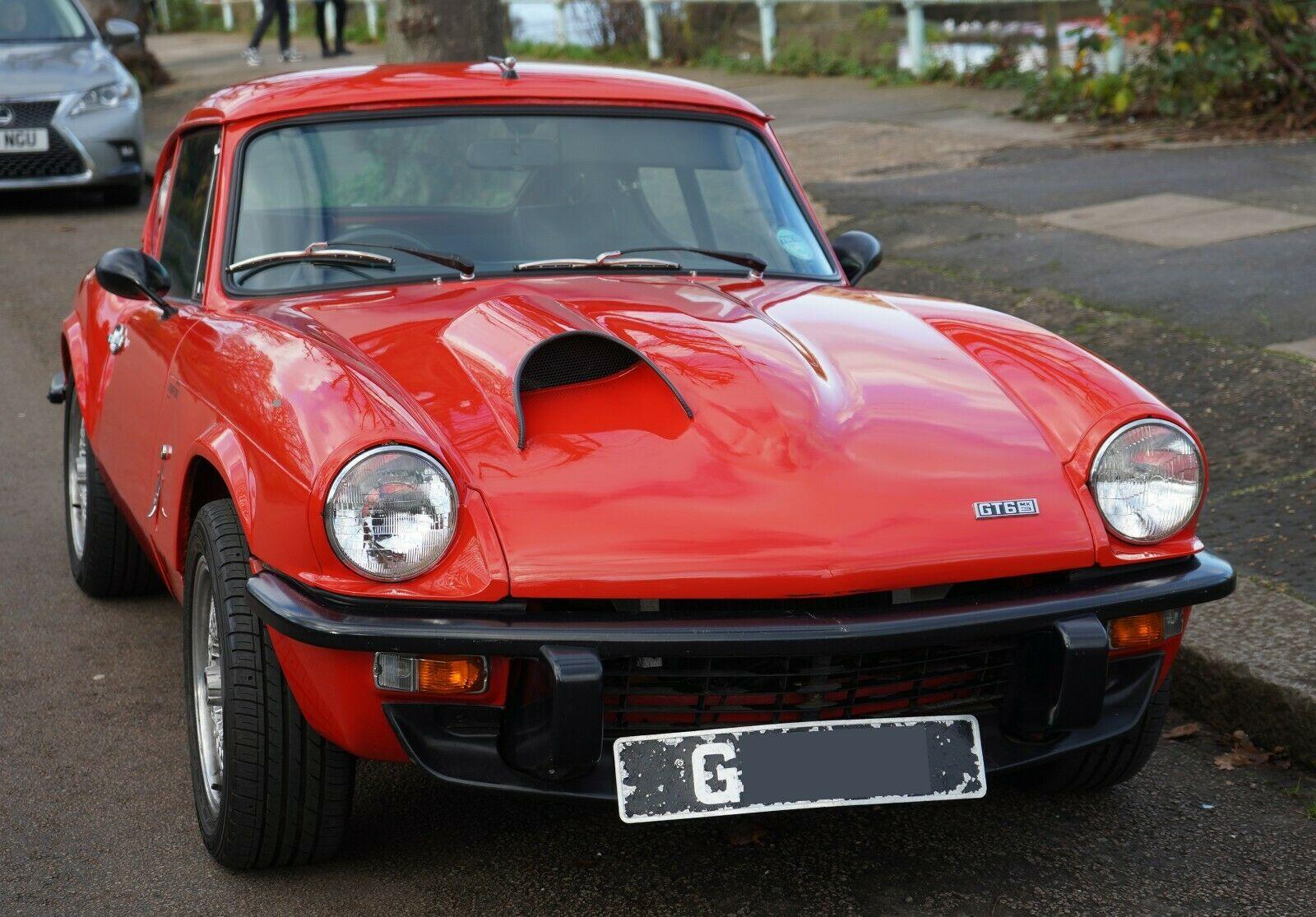 YMワークス東日本.横浜.サテライト店|特選輸入車Vol.3|1972 Triumph GT6 Mk3 ライトチューン(中古車)乗り出し:¥2,880,000
