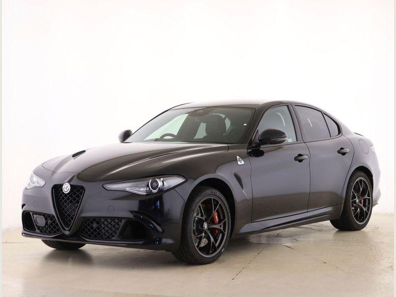 YMワークス東日本.横浜.サテライト店|特選輸入車Vol.117|2020 Alfa Romeo Giulia 2.9 V6 Bi-turbo Quadrifoglio uk(新車)乗り出し:¥10,985,133