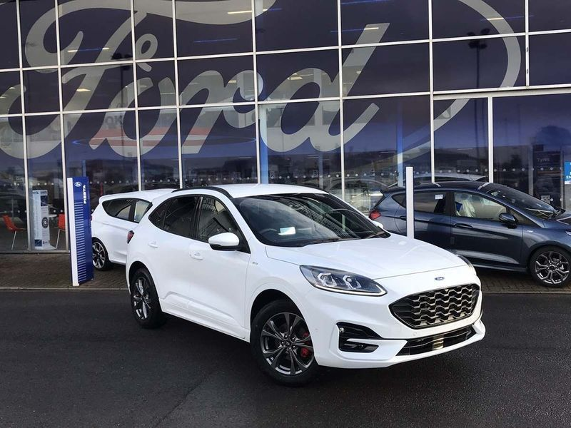 YMワークス東日本.横浜.サテライト店|特選輸入車Vol.114|2020 Ford Kuga 1.5T EcoBoost ST-Line First Edition uk(新車)乗り出し:¥6,224,394