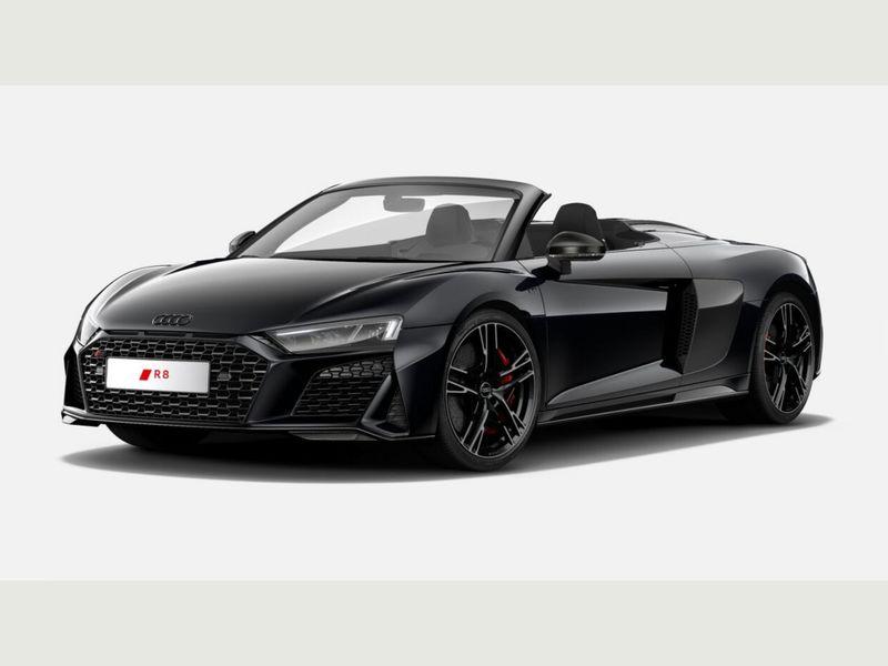 YMワークス東日本.横浜.サテライト店|特選輸入車Vol.116|2020 Audi R8 Spyder Carbon Black V10 performance quattro 620 uk(新車)乗り出し:¥28,614,944