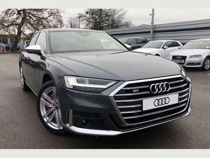 YMワークス東日本.横浜.サテライト店|特選輸入車Vol.47|2020 Audi S8 4.0 TFSI V8 Tiptronic quattro uk(新車)乗り出し:¥15,913,548