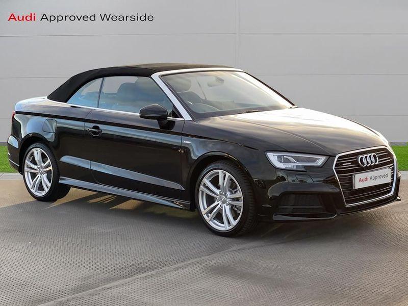 YMワークス東日本.横浜.サテライト店|特選輸入車Vol.132|2020 Audi A3 Cabriolet 40 Tfsi Quattro S Line uk(中古車)乗り出し:¥6,376,979