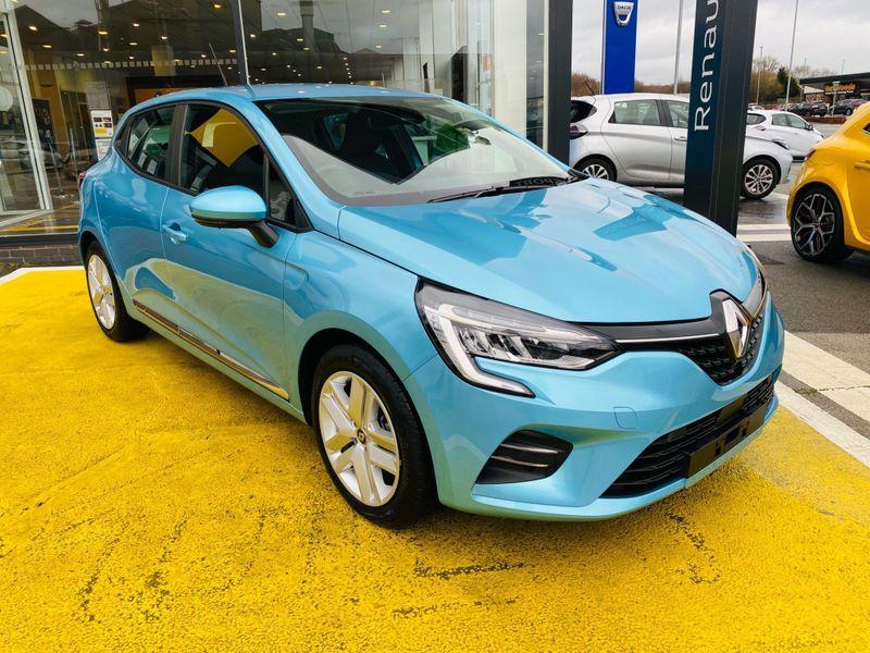 YMワークス東日本.横浜.サテライト店|特選輸入車Vol.131|2020 Renault All New Clio Play TCe 100 1.0 uk(新車)乗り出し:¥3,710,187