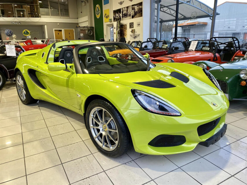 YMワークス東日本.横浜.サテライト店|特選輸入車 ロータス特集Vol.3|2021 Lotus Elise S3 SPORT 220 uk(新車)乗り出し:¥9,614,046