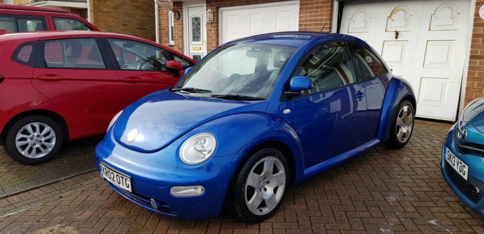 YMワークス東日本.横浜.サテライト店|特選輸入車Vol.146|2002 Volkswagen beetle 1.8t uk(中古車)乗り出し:¥1,684,913
