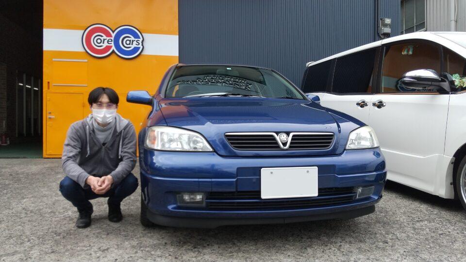 納車実績|兵庫県のA様へボクスホールアストラをご納車
