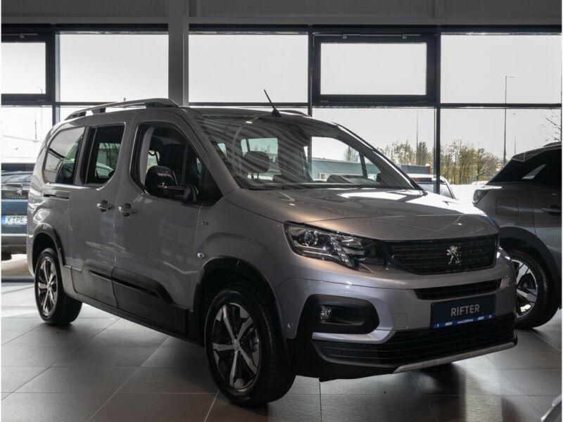 特選輸入車Vol.213 | 2021 Peugeot Rifter GT L2 1.2 PureTech de(新車)| 支払総額:¥5,689,154