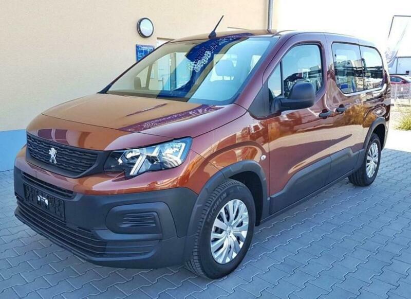 特選輸入車Vol.212 | 2021 Peugeot Rifter Allure de(新車)| 支払総額:¥4,939,714