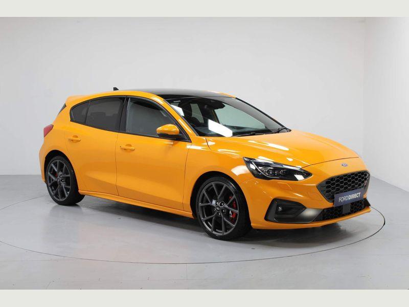 YMワークス東日本.横浜.サテライト店|特選輸入車Vol.189|2020 Ford Focus 2.3T EcoBoost ST uk(中古車)乗り出し:¥4,959,746