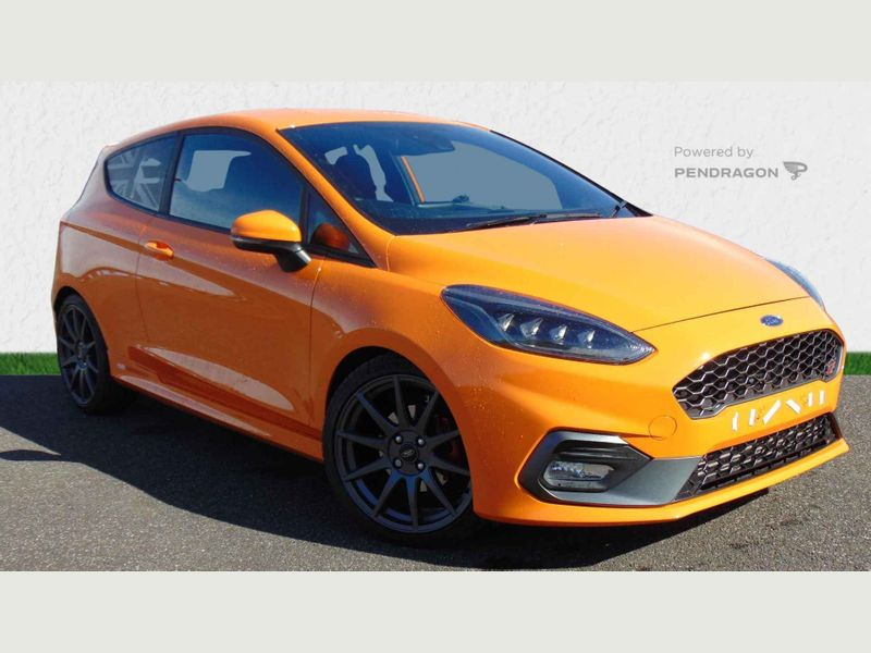 YMワークス東日本.横浜.サテライト店|特選輸入車Vol.195|2020 Ford Fiesta 1.5 EcoBoost ST Performance Edition uk(中古車)乗り出し:¥4,469,177