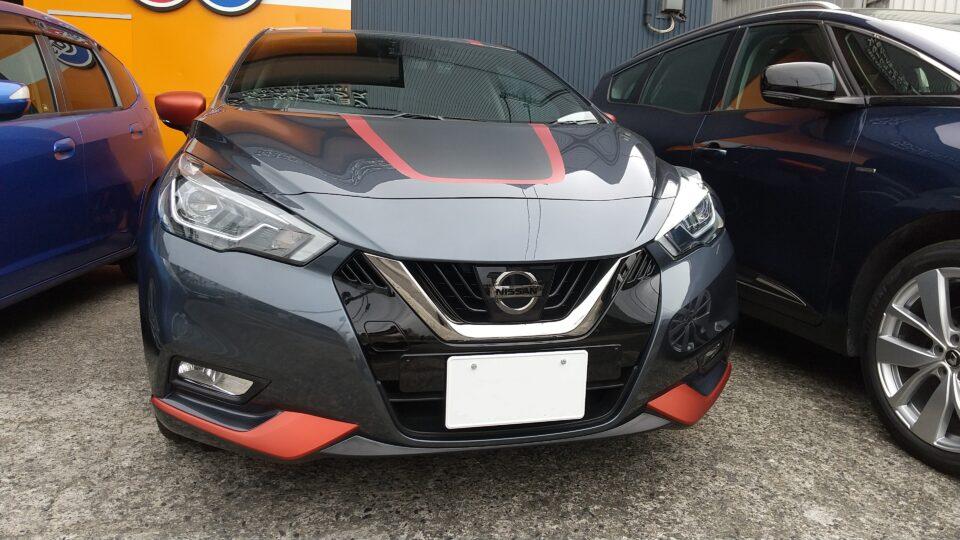 納車実績|島根県のM様へニッサンマイクラをご納車