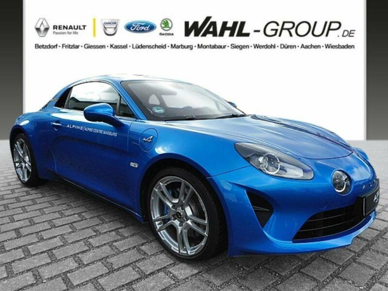特選輸入車Vol.226 | 2021 Renault Alpine A110 1.8l TCe 250 Pure uk(新車)| 支払総額:¥12,269,739