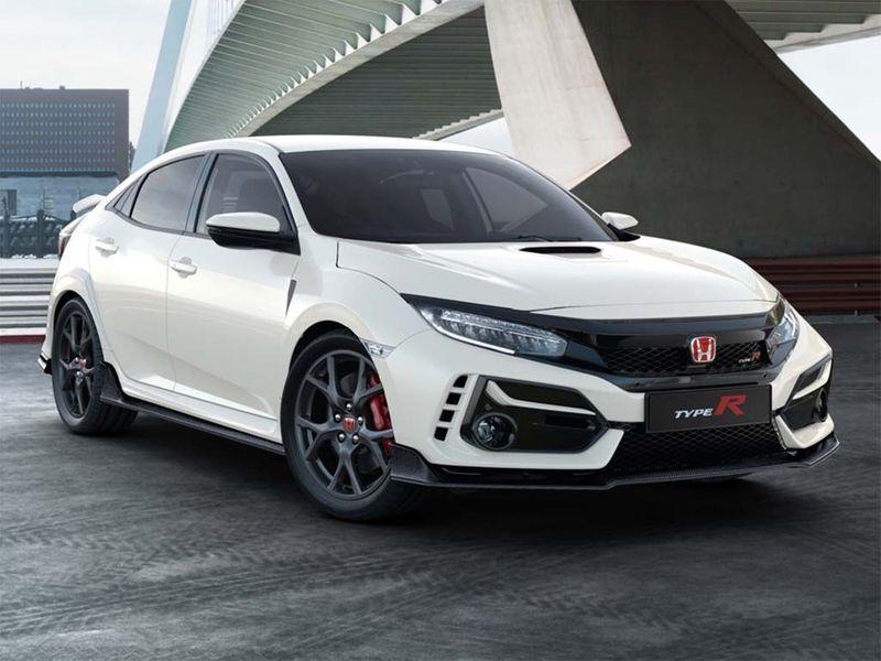 特選輸入車Vol.240 | 2021 Honda Civic Type R Sport Line uk(新車)| 支払総額:¥7,923,167