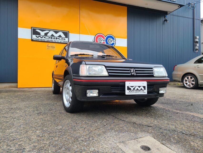 特別販売車両|プジョー(Peugeot)205GTI