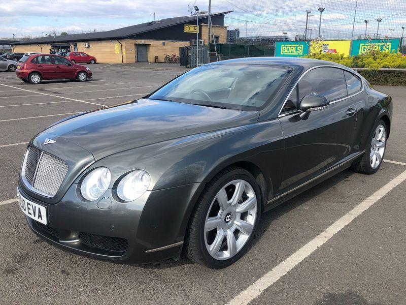特選輸入車Vol.230 | 2006 Bentley Continental 6.0 GT uk(中古車)| 支払総額:¥5,698,136