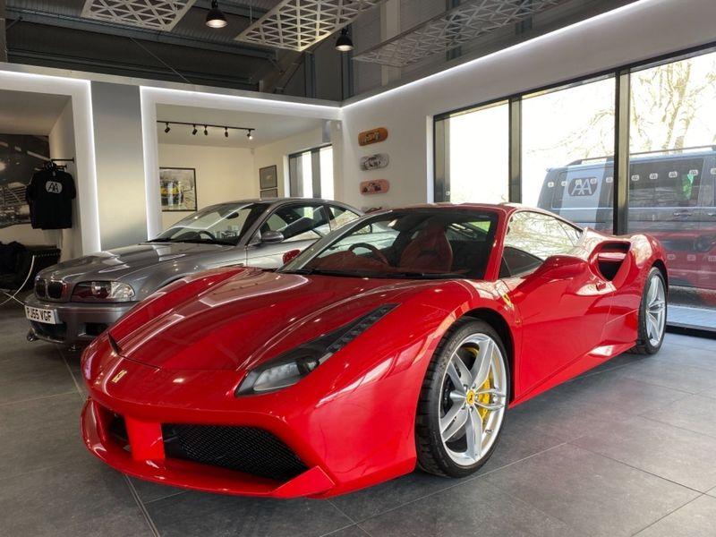 特選輸入車Vol.239 | 2017 Ferrari Ferrari 488 GTB uk(中古車)| 支払総額:¥33,649,455