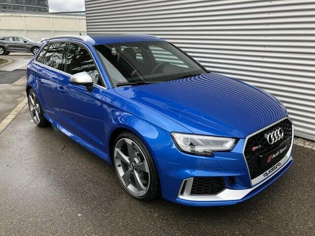 特選輸入車Vol.214 | 2020 Audi RS3 Sportback quattro de(中古車)| 支払総額:¥11,439,173