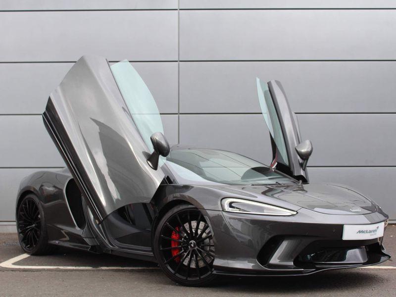 特選輸入車Vol.251 | 2021 McLaren McLaren GT uk(中古車)| 支払総額:¥27,269,788