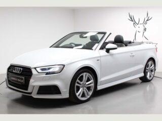 特選輸入車Vol.215 | 2017 Audi Audi A3 Cabriolet Sline uk(中古車)| 支払総額:¥5,164,719
