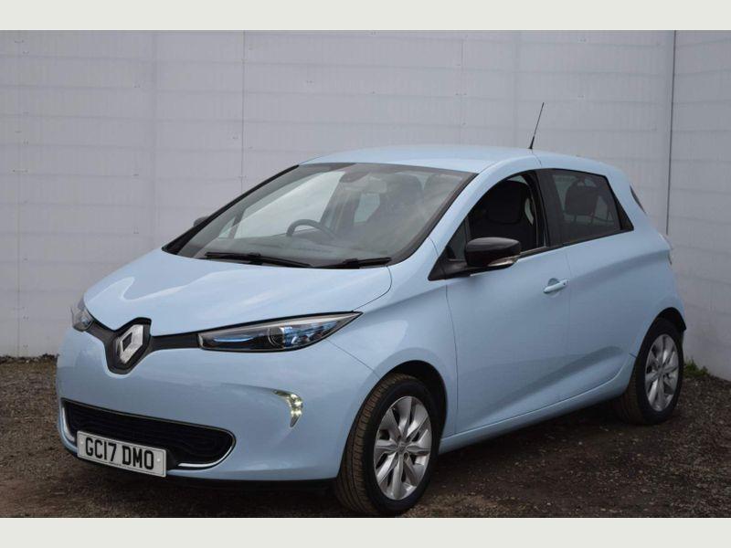 特選輸入車Vol.219 | 2017 Renault ZOE 22kWh Dynamique uk(中古車)| 支払総額:¥3,331,971