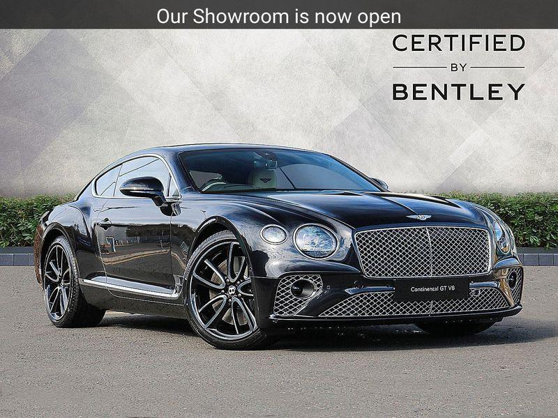 特選輸入車Vol.231 | 2021 Bentley Continental Gt V8 Mulliner Driving Spec uk(新古車)| 支払総額:¥31,456,313