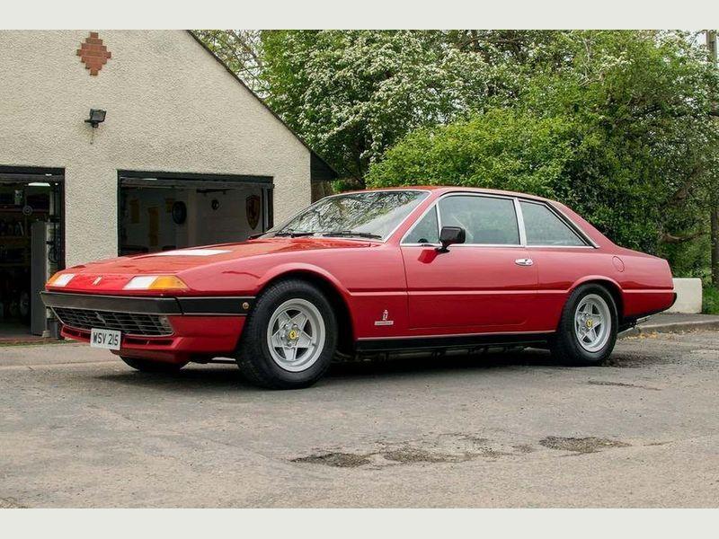 特選輸入車Vol.237 | 1977 Ferrari 400 uk(中古車)| 支払総額:¥10,473,164