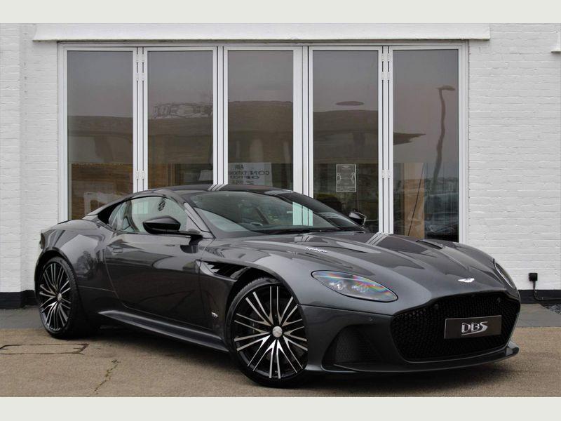 特選輸入車Vol.229 | 2021 Aston Martin DBS 5.2 V12 BiTurbo Superleggera uk(新車)| 支払総額:¥41,406,941