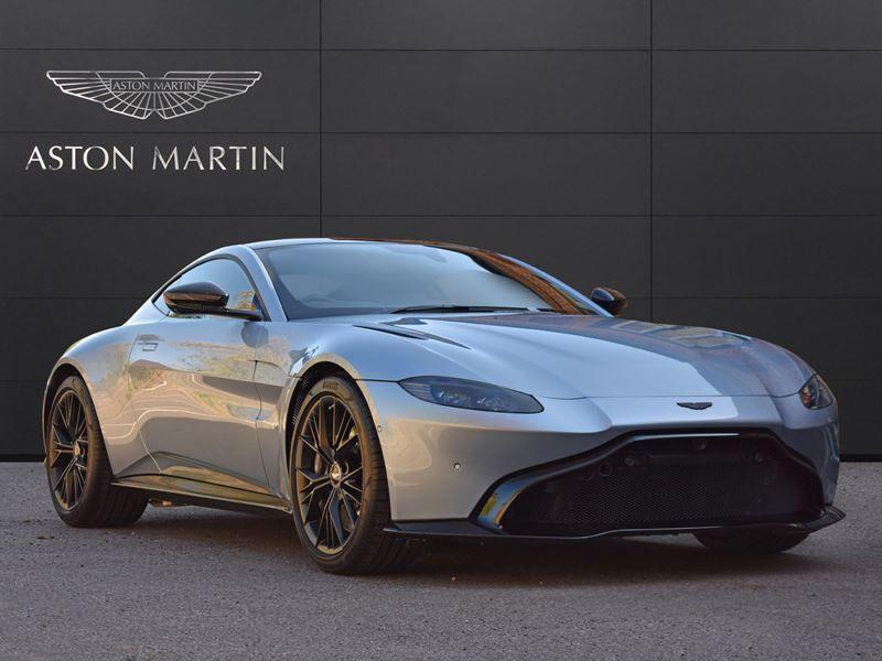 特選輸入車Vol.228 | 2021 Aston Martin Vantage uk(新車)| 支払総額:¥24,549,133