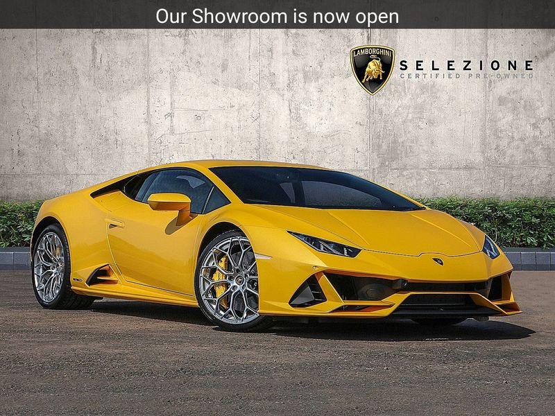特選輸入車Vol.254 | 2021 Lamborghini Huracan EVO uk(新古車)| 支払総額:¥36,954,116