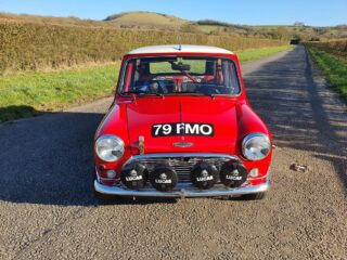 特選輸入車Vol.260 | 1964 Austin Mini Cooper S Paddy Hopkirk Recreation uk(中古車)| 支払総額:¥15,397,847