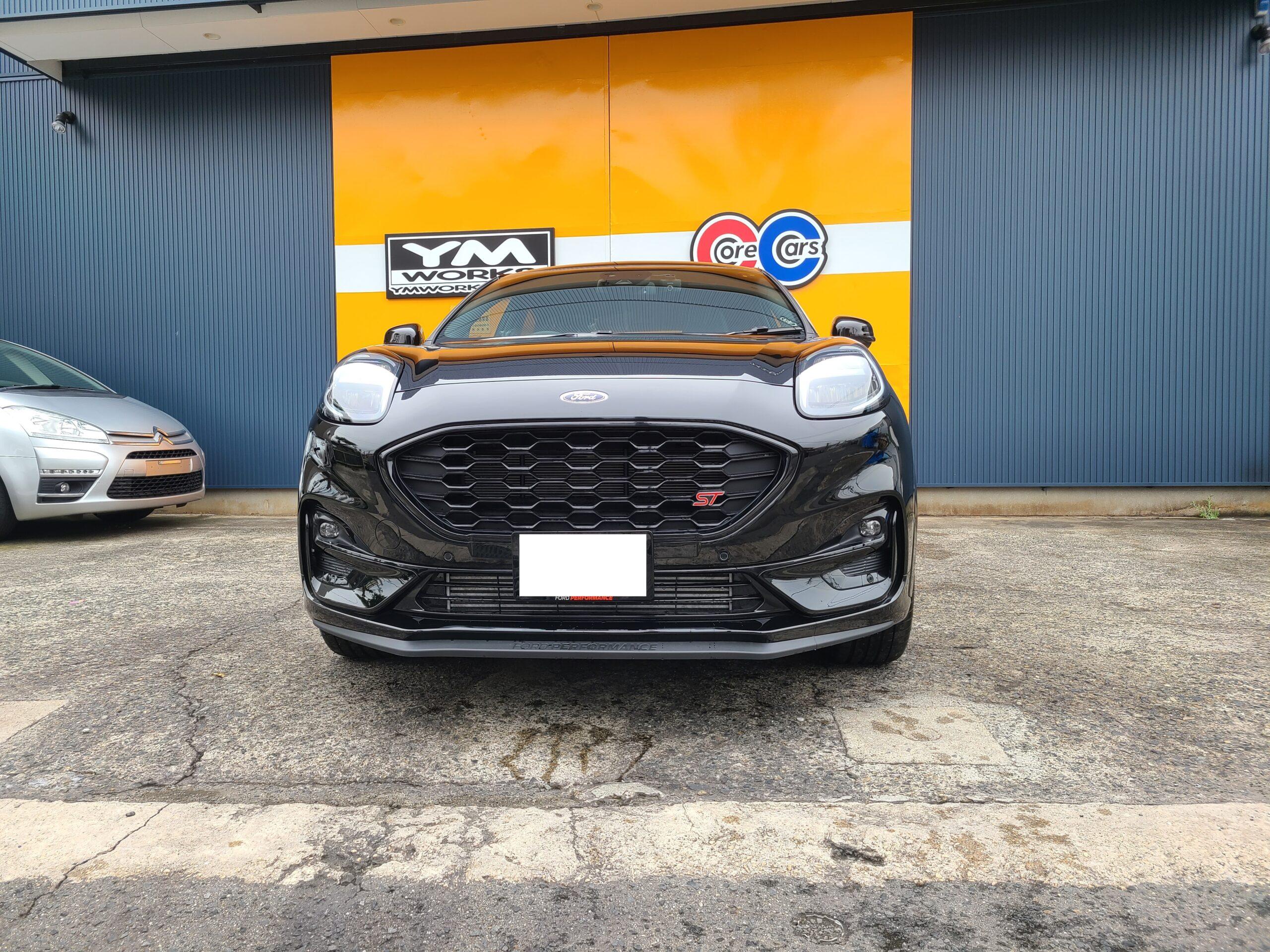 納車実績|神奈川県のI様へフォードプーマをご納車