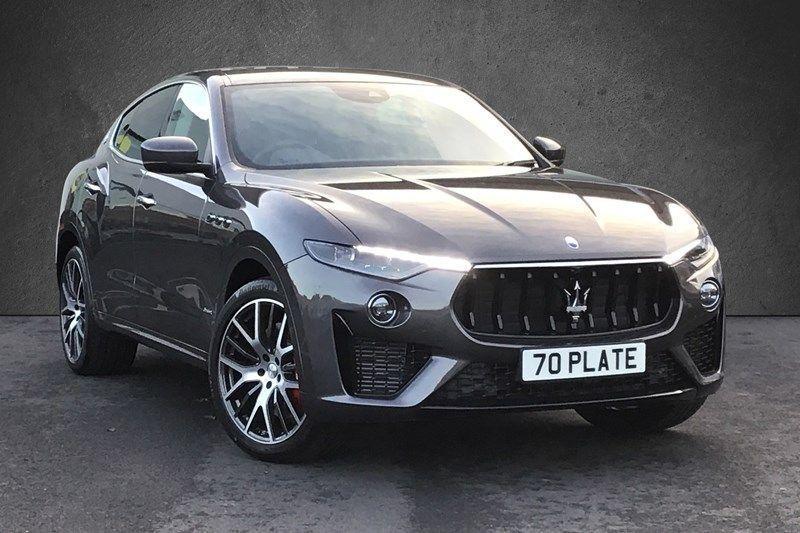 特選輸入車Vol.256 | 2021 Maserati Levante Levante GranSport uk(新車)| 支払総額:¥14,926,974